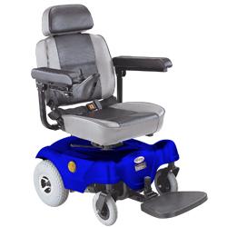 Hs 1000 Compact Rear Wheel Drive Power Chair