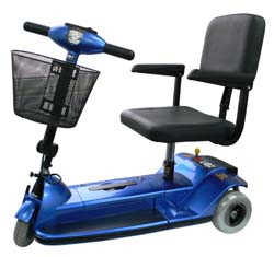 zip r xtra 3 wheel hybrid travel scooter. Black Bedroom Furniture Sets. Home Design Ideas