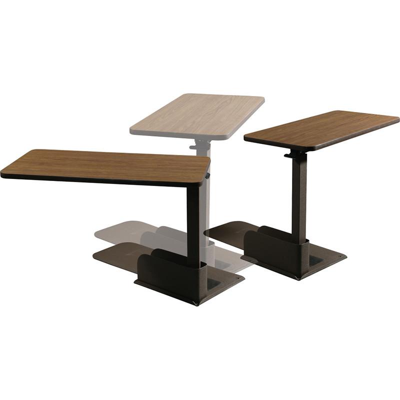 sale touche rampes Touche Picnic Table Avec Double ledges