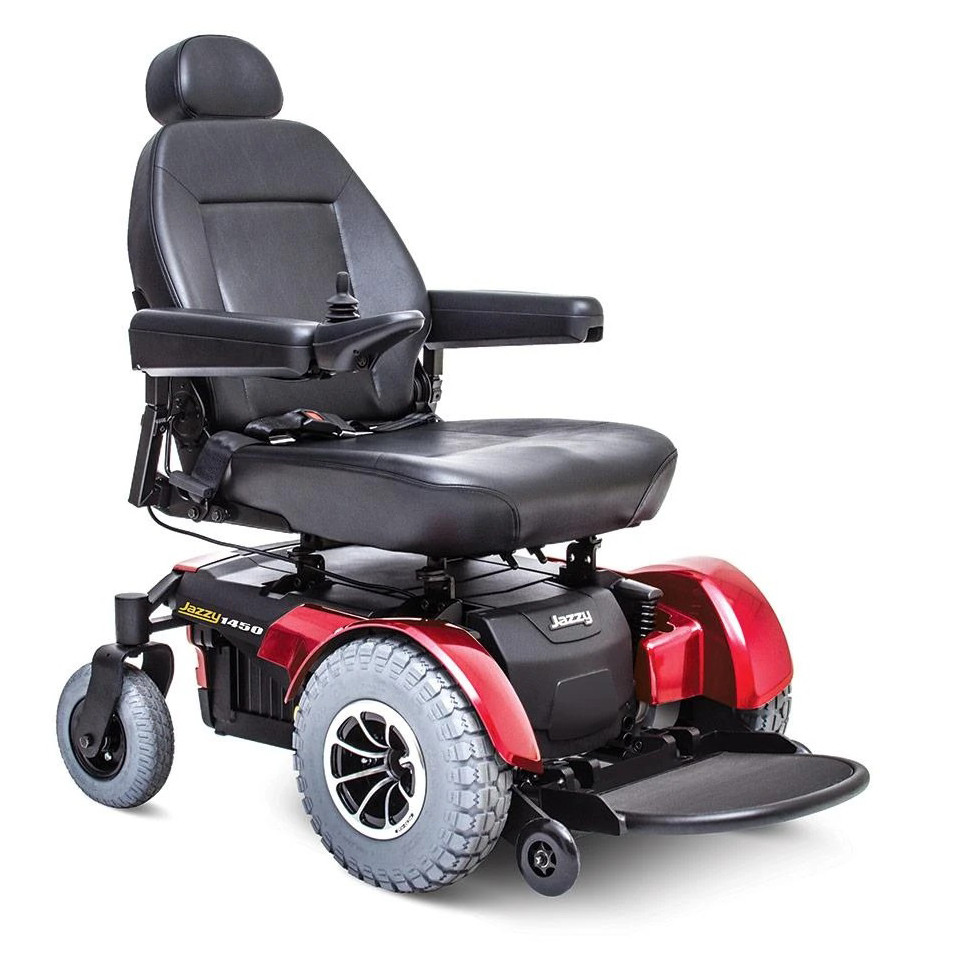 Pride Jazzy 1450 Power Chair | 1800wheelchair