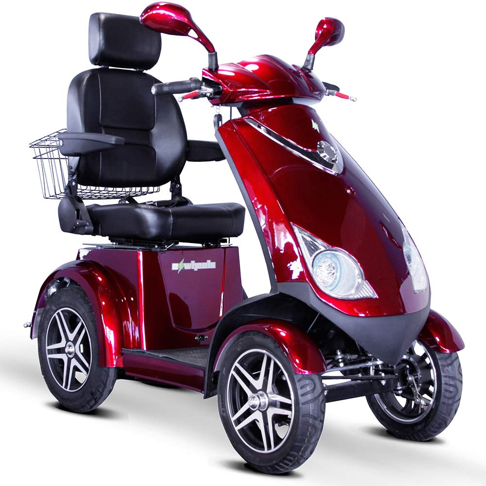 E-Wheels 72 4 Wheel Scooter | 1800wheelchair.com