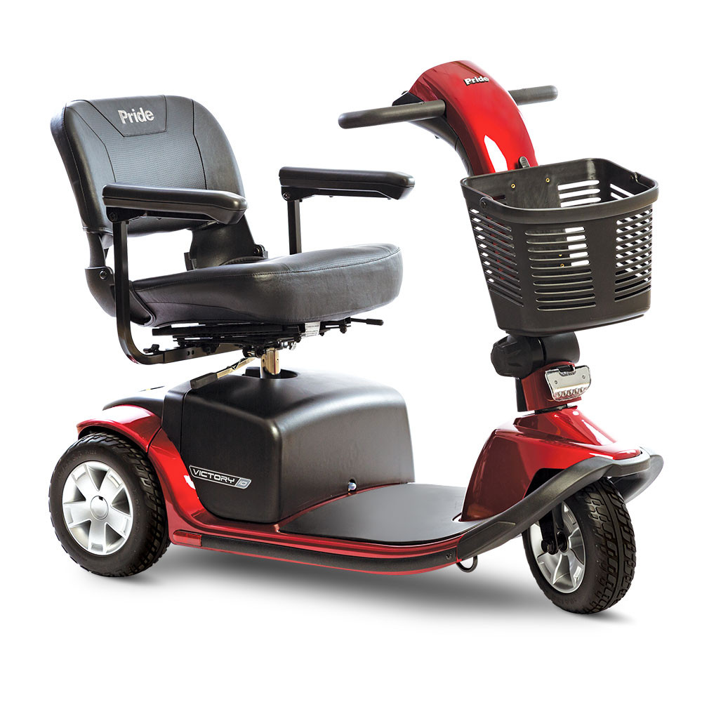 Pride Victory 10 3-Wheel Scooter |1800wheelchair.com
