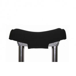 Gel Amp Foam Crutch Top Cover W Velcro Closure