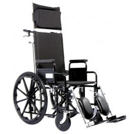 Freelander Deluxe Reclining Wheelchair 1800wheelchair Com