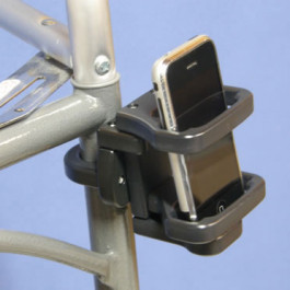 Cell Phone Holder For Walkers Amp Wheelchairs