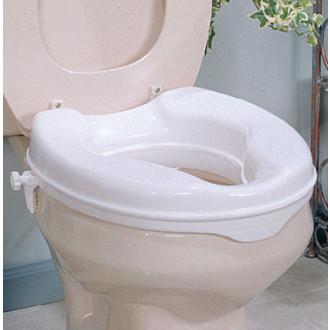 Sensational Savanah Raised Toilet Seat Machost Co Dining Chair Design Ideas Machostcouk