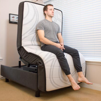 Liberty Bed Sleep To Stand Electric Bed