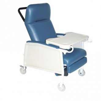 3 Position Recliner Geri Chair  sc 1 st  1800Wheelchair & 3 Position Recliner Geri Chair   1800wheelchair.com