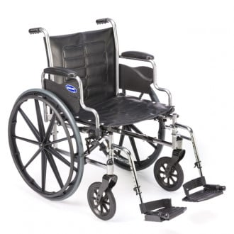 Determining the most appropriate mobility base: manual wheelchair.
