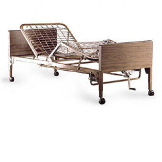 Invacare Semi Electric Home Care Bed 1800wheelchair Com
