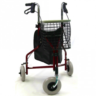 Karman 3 Wheel Rollator 1800wheelchair Com