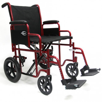 Karman T 900 Extra Wide Transport Wheelchair