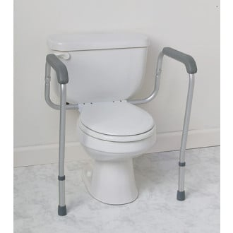 Toilet Grab Bar Amp Safety Rail By Medline 1800wheelchair Com