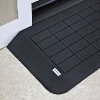 Ez Edge Recycled Rubber Threshold Ramp 1 3 4 Quot Height