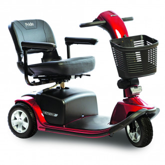 Pride Victory 3 Wheel Electric Scooter 1800wheelchair Com