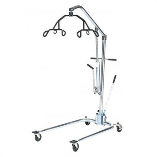 Hoyer Manual Lift with Floor Pick-Up