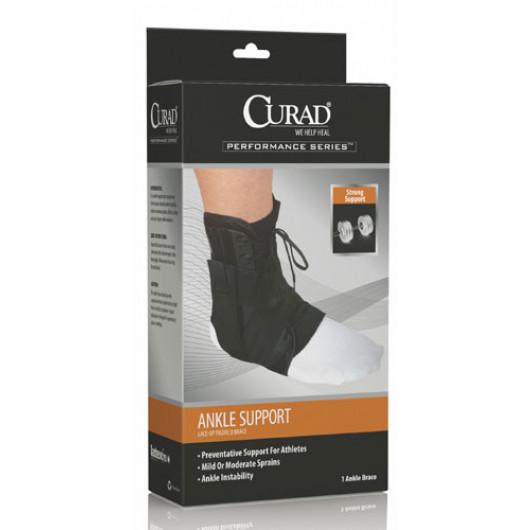 Curad Figure Eight Lace-Up Ankle Splint