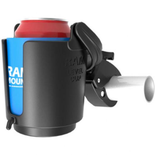 Self-Leveling Drink Cup Holder