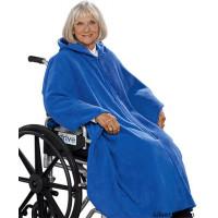 Silvert's Unisex Wheelchair Robe