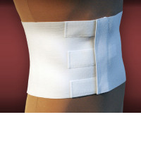 Single Panel Tapered Abdominal Binder