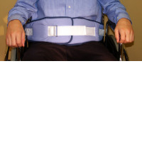 Resident-Release Cushion Belt