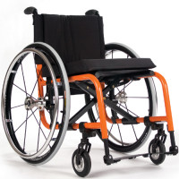 TiLite Aero X Folding Ultralight Wheelchair