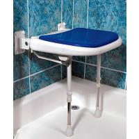 Padded Fold-Up Shower Seat