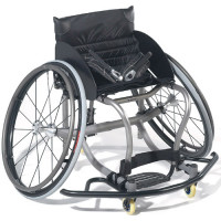 Quickie Titanium All Court Sports Wheelchair