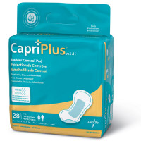 Capri Plus Bladder Control Pads (case)