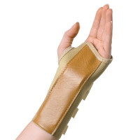 Medline Elastic Wrist Splints
