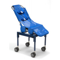 Elite Shower Chair with Rolling Base