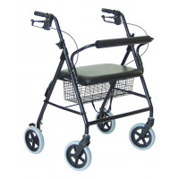 Walkabout Bariatric 4-Wheel Rollator