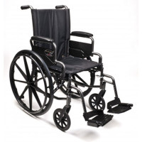Everest & Jennings Traveler L4 Lightweight Wheelchair