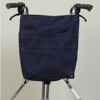 Rear Hanging Walker Bag