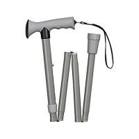 HealthSmart Comfort Grip Folding Cane