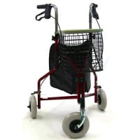 Karman Tri-Walker 3-Wheel Rollator
