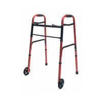 Lumex ColorSelect Adult Walker with Wheels