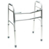 Deluxe Bariatric Folding Walker