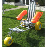 Mobi-Chair Floating Beach Wheelchair