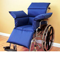 Comfort Seat Pad for Wheelchairs