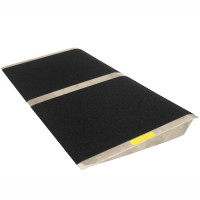 Aluminum Threshold Ramp by PVI