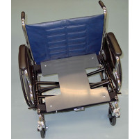 "Reinforced Bariatric Drop Seat (Fits 22"" - 24"" Wide Wheelchairs)"