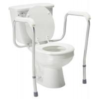 VersaFrame Adjustable Height Toilet Safety Frame