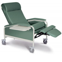 Winco 6540 XL Bariatric Clinical Recliner