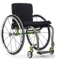 TiLite ZRA Series 2 Wheelchair