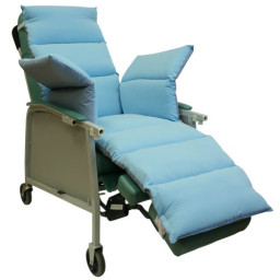 Reversible Water-Resistant Geri Chair Overlay