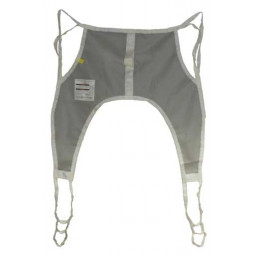 Hoyer Nylon Mesh Bath Sling with Optional Head Support