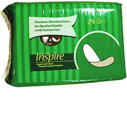 Inspire Premium Absorbant Liners