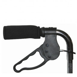 Rollator Handle Covers with Zipper Closure