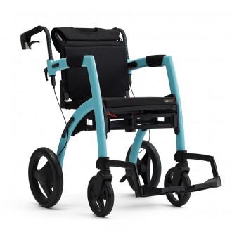 Rollz Motion2 Rolling Walker Amp Transport Wheelchair All